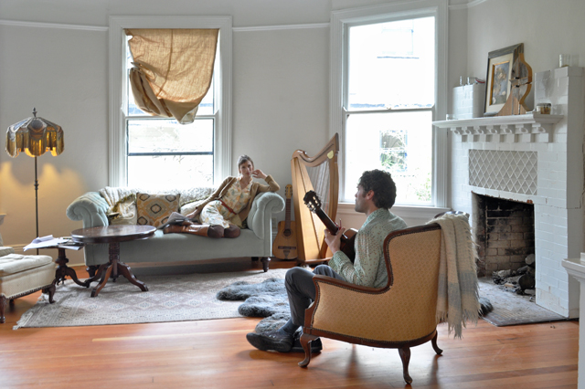 Musicians at home in Portland FORTPORT